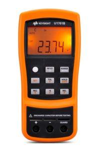 Измеритель емкостиручной Keysight (Agilent) U1701B