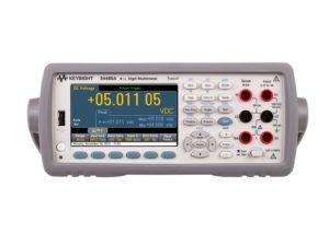 Мультиметр цифровой Keysight (Agilent) 34465A