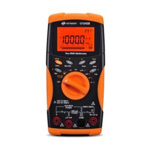 Мультиметр цифровой ручной Keysight (Agilent) U1241B